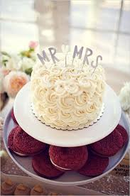 Attractive Small Wedding Cakes 1000 Ideas About Small Wedding Cakes