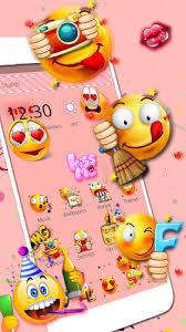 emoji wallpaper app. Wonderful Emoji Emoji Wallpaper Theme Android App Screenshot With E