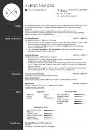 Job Application Portfolio Example Resume Examples By Real People Portfolio Manager Resume
