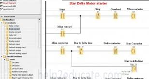 ladder logic plc code for auto transformer starter Auto Transformer Starter Wiring Diagram plc tutorial star delta starter for induction motors auto transformer starter wiring diagram
