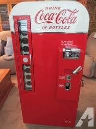 Coca Cola Vending Machine For Sale Magnificent Coca Cola Vending Machine Classifieds Buy Sell Coca Cola Vending
