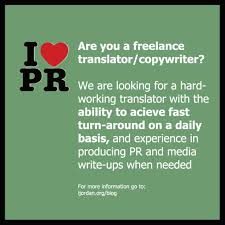 Copywriter Job Description Best Freelance CopywriterTranslator With Fast Turnaround Wanted IJordan