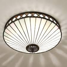 vintage flush mount ceiling lights for kitchen