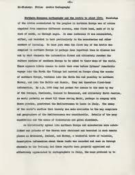 history encyclopedia arctica territorial sovereignty and history