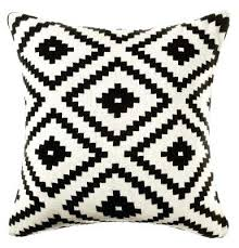 black white pillows pin by on stylish lifestyle home and throw gingham pillow covers