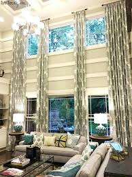 Image High Ceiling Curtains For High Ceiling Windows High Ceiling Window Treatments Co Curtains High Ceiling Windows Zacklearnsme Curtains For High Ceiling Windows Foliasgcom