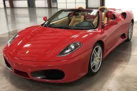 Preço fipe r$ 761.200 preço que representa a média de veículos no mercado nacional. 2006 Ferrari F430 Spider For Sale On Bat Auctions Sold For 87 200 On May 25 2020 Lot 31 827 Bring A Trailer