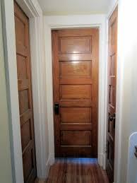 impressive decoration 5 panel wood interior doors wood panel doors interior image collections glass door design