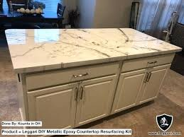 metallic countertop best metallic resurfacing
