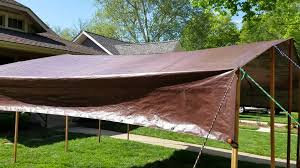 outdoor ideas shade ideas for backyard outdoor charming images diy canopy diy tarp camping canopy