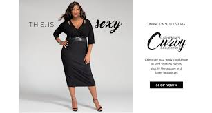 catherines reg affordable plus size clothing fashion for women second item must be of equal or lesser value some exclusions