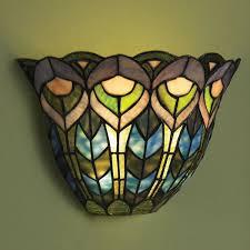 wireless art lighting. Wireless Wall Sconce - Peacock Art Lighting R