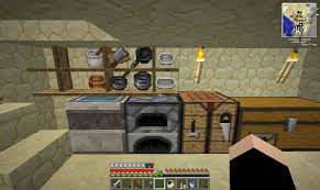 Minecraft Kitchen Xbox 16x 152 Otherspams Mods Feb 9th Im Back Minecraft