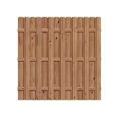 wood fence panels door. 6 Wood Fence Panels Door