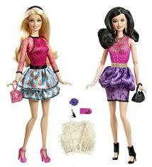 Мода и <b>Стиль Барби</b>, <b>наборы</b> с двумя куклами