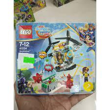 Đồ chơi lắp ráp Lego chính hãng - Lego DC Super Hero Girls, Trực Thăng Của  Bumblebee - 41234 tại TP. Hồ Chí Minh