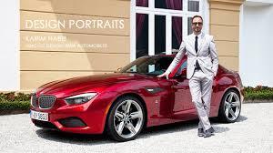 Head Of Design Karim Antonie Habib Design Portraits Head Of Design Bmw Automobiles