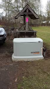 Generac installation Generator Generac Mounted Balanced Electric Backup Generators Balanced Electric
