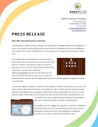 Axex Dental Press Release Mac Jun2013