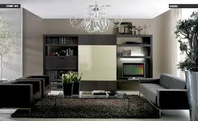 beauteous living room wall unit. Living Room Contemporary Decorating Ideas For Fine Interior Design With Black Wall Unit And Beauteous
