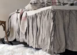 dust ruffles bed skirts.  Skirts Heavy Weight Linen Ruffled ValanceBedskirtDust Ruffle And Dust Ruffles Bed Skirts I