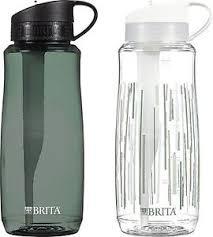 brita water bottle filter. Image Is Loading Brita-34-Ounce-Hard-Sided-Water-Filter-Bottles- Brita Water Bottle Filter R