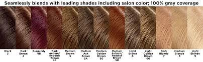 Revlon Professional Hair Colour Chart Revlon Root Erase Permanent Hair Color Root Touchup Hair Dye Dark Brown 3 2 Fluid Ounce