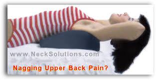upper back pain pillow