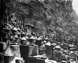 architecture without architects. cliff dwellings of the dogon tribe sudan architecture without architects c