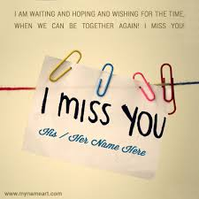 Beautiful I Miss You Quotes Best of I Miss You Quotes On Paper Notes With Name Pictures Wishes