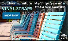 replacement chair slings vinyl straps