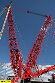 Liebherr Lr 11000 Crawler Crane Equipment Handbooks