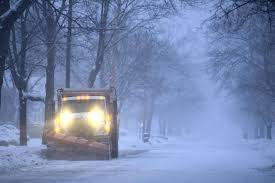albany troy schenectady saratoga news weather sports capitol a city snow plow removes snow from fifth avenue during the storm that covered the capital