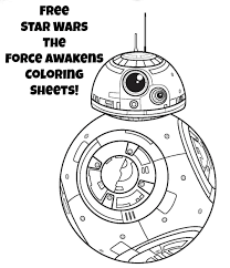 Ausmalbilder Star Wars Bb 8 Lovely Bb8 Printable Coloring Pages Week
