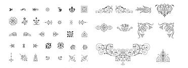 結婚式に使いたいフォント飾り枠テクスチャなどオススメのフリー