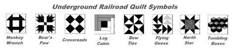 Underground Railroad Quilt Patterns Awesome Underground Railroad Symbols Secret Codes