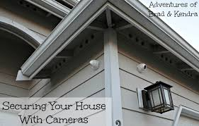 Securing Your House Through Cameras - Simply {Darr}ling
