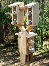 Bird House Feeder On A Pole $149.50 $139.50