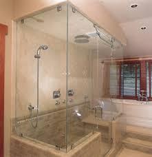 Glass Shower Enclosure Options Unique Shower Options Available