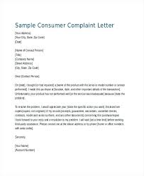 letters of complaints samples complaint template writing  letters of complaints samples sample consumer complaint letter complaint letters examples poor service letters of complaints