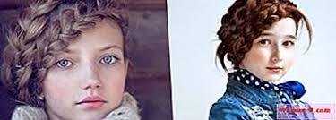 Dětské účesy Pro Dlouhé Vlasy Na Dívčích Copů Luky řecké Styling