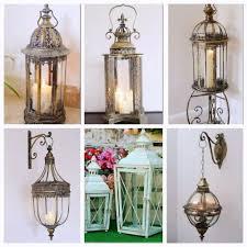 vintage moroccan garden lantern