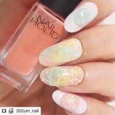 Nail Holic At Nailholickose Instagram Profile Picdeer