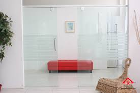 reliance home glass partition 01