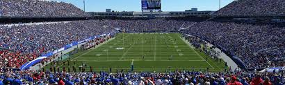 University Of Kentucky Stadium Seating Chart Kroger Field Tickets And Seating Chart