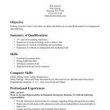 Template Bartender Resume Skills Best Business Template Microsoft