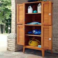Long Storage Cabinet Garden Entrancing Multi Purpose Storage Cabinet With Shelves Long