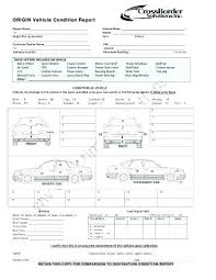Vehicle Checklist Template Word Project Handover Format Excel Sample ...