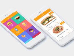 Vending Machine App Enchanting Vending Machine Food App Ui Design By App Innovation Dribbble