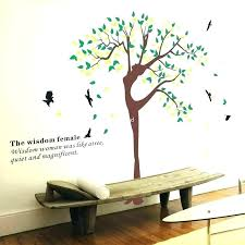 wall stickers for living room decal large india